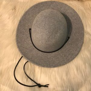 Other - Mens Wool gray beekeepers hat